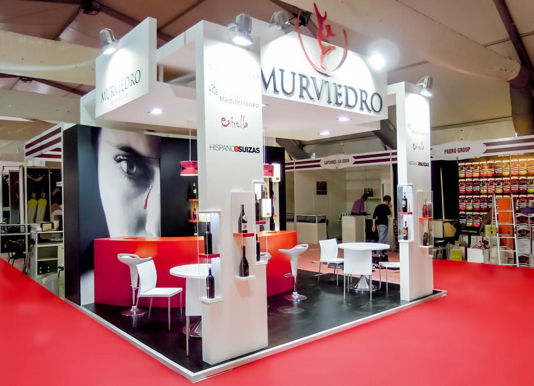 Diseño y Construcción Stand Murviedro - Fenavin