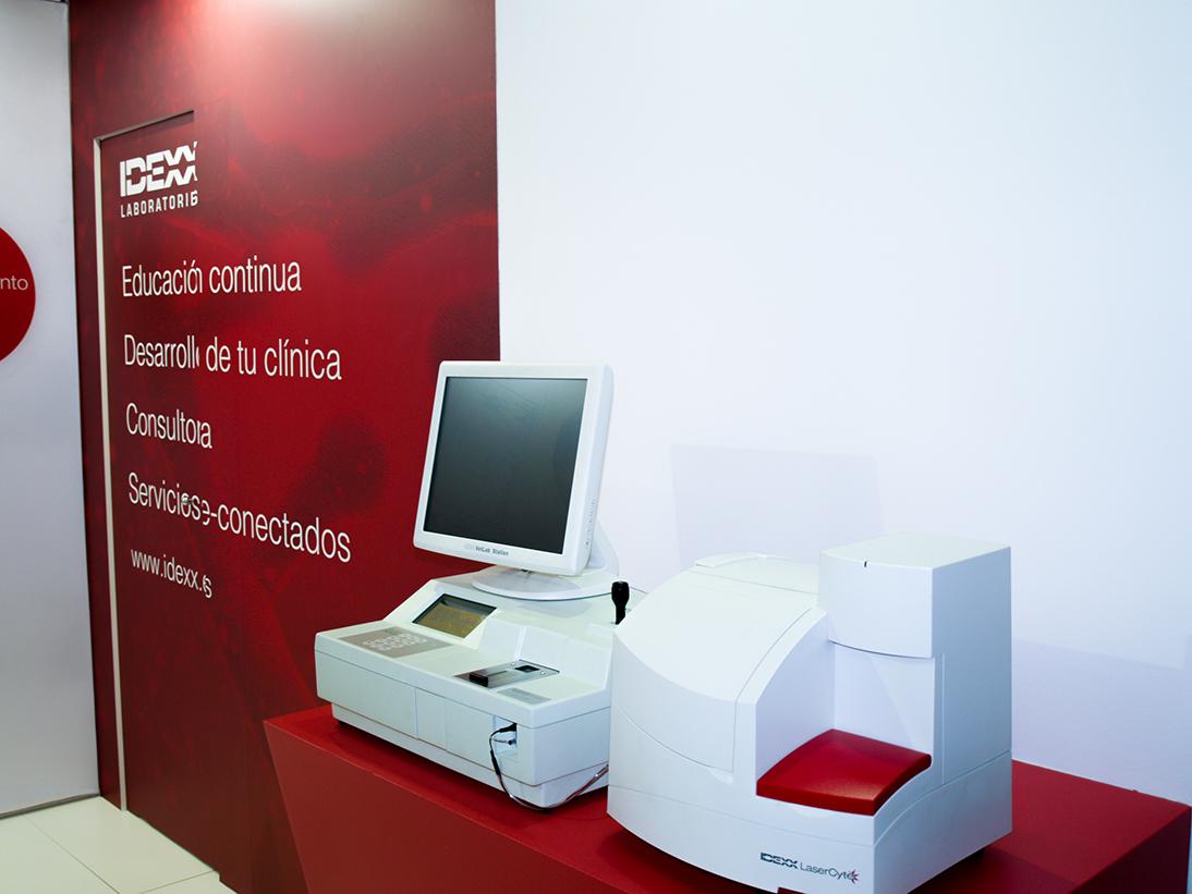 Stand Idexx Laboratories