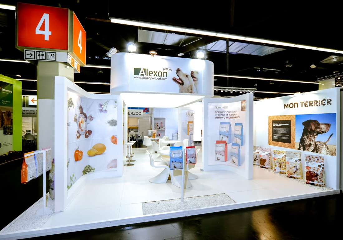 Stand Alexan Perfood - Interzoo