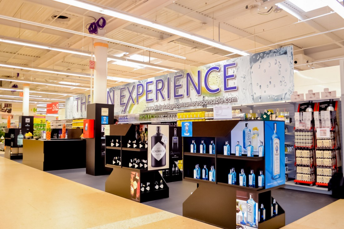 The Gin Experience - Carrefour