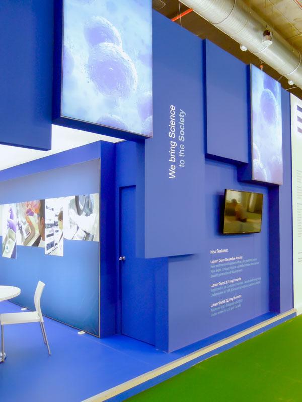 Stand GP Pharma - CPHI 2015 - Stand-Art