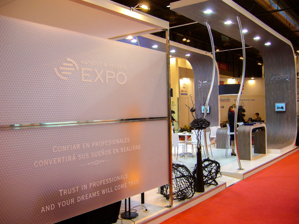 Stand Expo Hoteles - Fitur