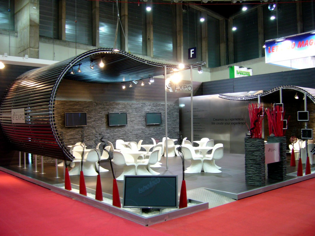 Expo Stand Economici : Expo hoteles stand art