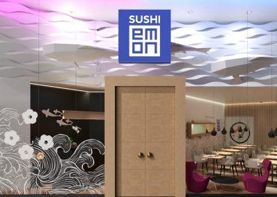 SUSHI eMON